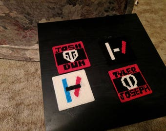Twenty One Pilots Coasters