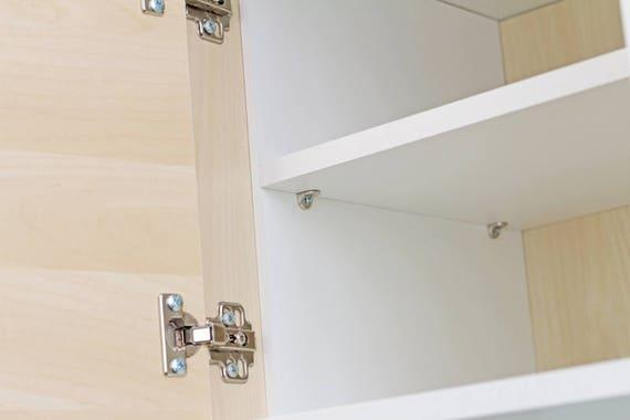 Ikea regal kallax mit türen  Regalboden für IKEA Kallax Tür weiß