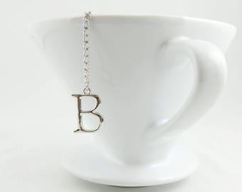 """Letter """"B"""" Loose Tea Infuser Tea Strainer Mesh Loose Leaf Tea"""