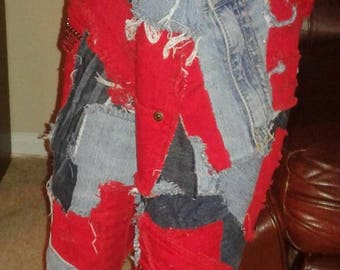 Jean revamp boots robin jeans and mixture