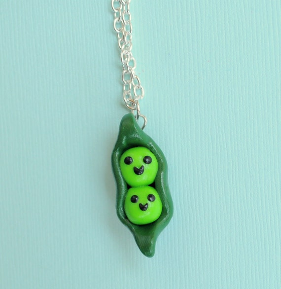 Two Peas In A Pod Jewelry