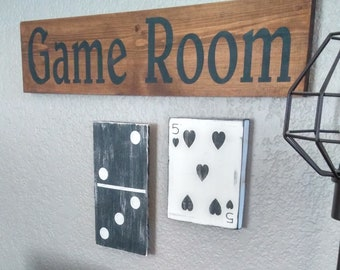 Game room decor | Etsy