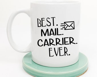 Gift for Mail Carrier, Postal Worker Gift, Letter Carrier Mug, Gift for Mailman, Mail Carrier Mug, Mailman Mug, Mailman Cup, Postal Carrier