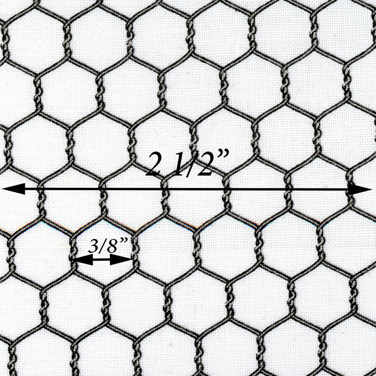 Chicken Wire Art With Fabric distilled water specification diagram