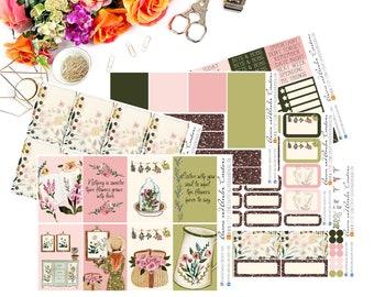 Garden Beauty - Happy Planner