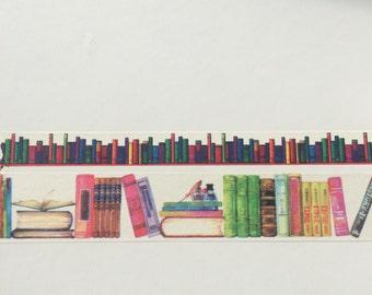 Washi Tape Samples - Books