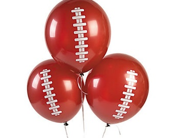 My Touchdown Balloons
