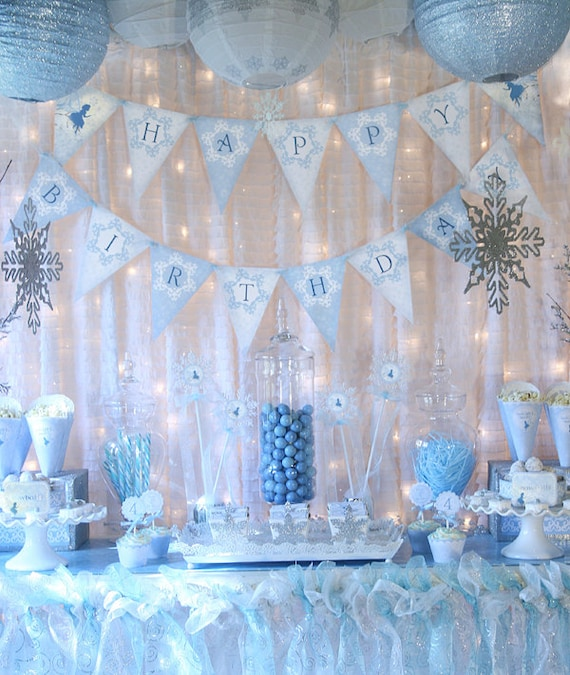 Winter Wonderland Themed Party Decoration Ideas Part - 40: Like This Item?