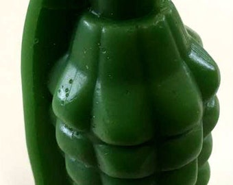 Hand Grenade Soap - Novelty Soap for Men -Party Favor - Party Favors - Free U.S. Shipping - Soap for Boys - Men - You Choose Scent