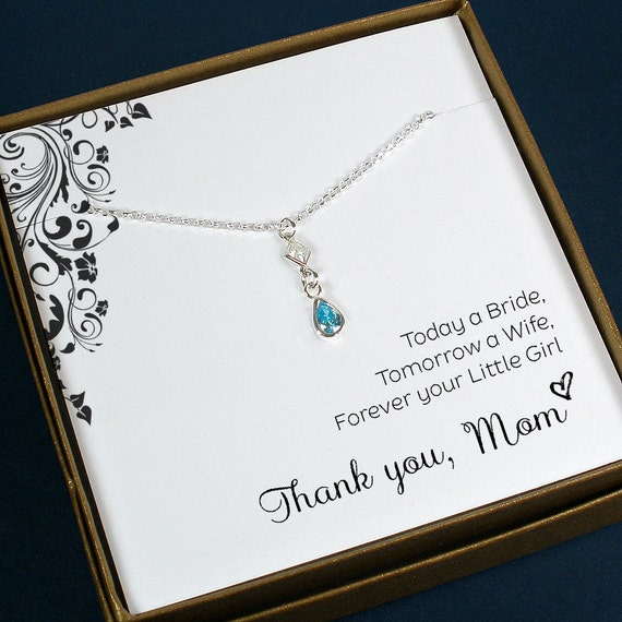 Mother Daughter Wedding Gifts: Mother Of The Bride Gift From Daughter Wedding Gift For Mom