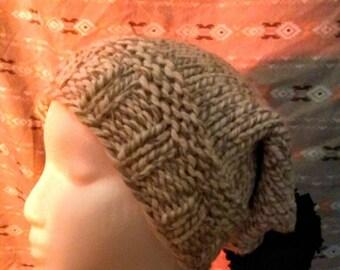 Warm Winter Slouchy Hat
