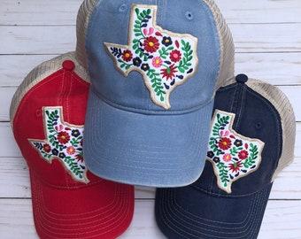 Comfort Color TX caps