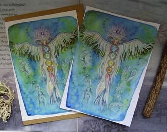 Notebook & Art Card Set ~ Transformations