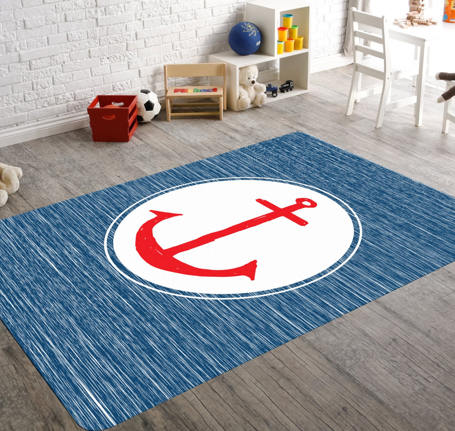 area beach com rug flag round residenciarusc knot rugs nautical
