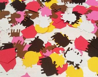 Farm Animals Confetti