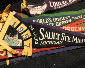 Travel Pennant collection