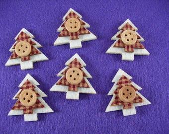 6 fir trees (1216)