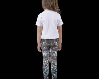 mine craft   kids leggings
