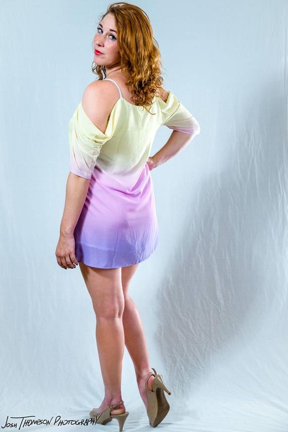 Star Wars Dress Padme Amidala Chiffon Dress Padme Lake Gown