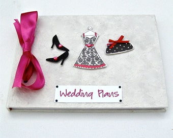 Wedding Planner - Pink and Girlie