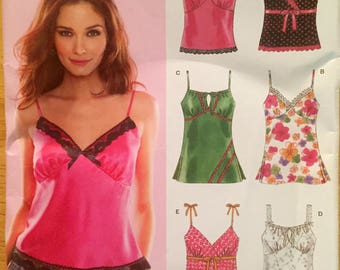 New Look 6490 Ladies' camisole Size A (10-22)