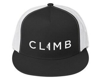 CLIMB - Trucker Cap