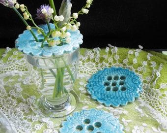 Sting ceramic flowers