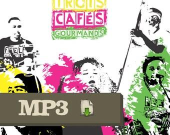 MP3 Album # Trois Cafés Gourmands - Trois Cafés Gourmands (EP - 3rd Album)