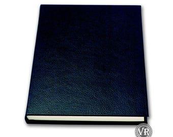Tomoe River Notebook SCRIPTURA OPTIMA, Size A5. Genuine leather fibre cover. Luxury writing paper. Fountain Pen Paper