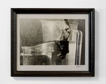 Empirical Death - Original Photograph - Silver Gelatin Print
