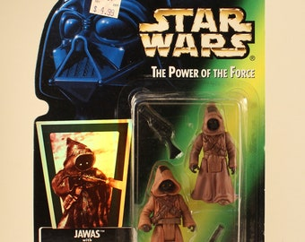 Jawas Star Wars The Power of The Force