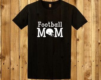 Football mom Tshirt, Football