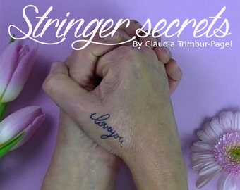 Stringer secrets - Video Tutorial - ENGLISH