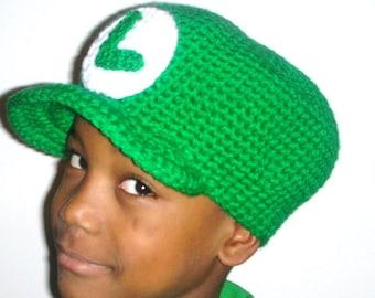 Cap-it Crochet Pattern