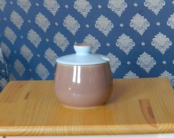 Langley Lucerne Jam/chutney pot with lid