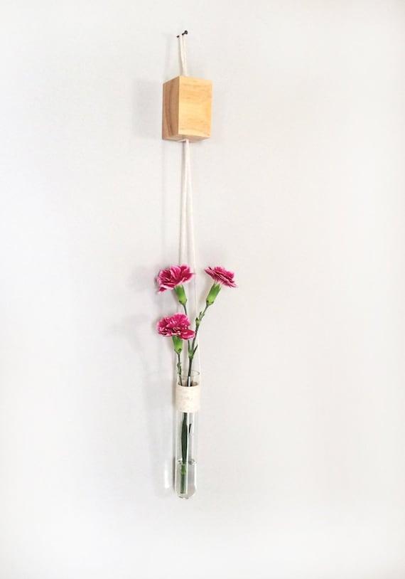 Wand-Blumenvase Zimmer Wand-Dekor hängende Wandvase