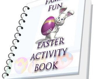 Easter Family Activity Easter Collection  eBook PDF