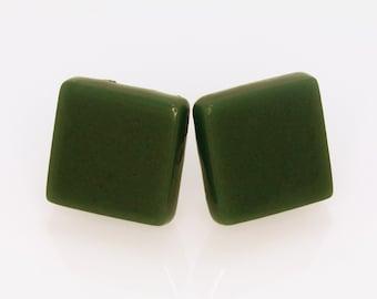 Maxifusion Avocado Earrings
