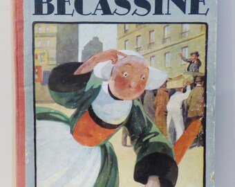 RARE * good ideas of snipe * comic - original 1924