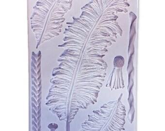 Native Feathers Karen Davies Mold