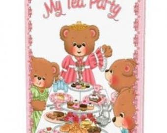 My Tea Party*Personalized Books