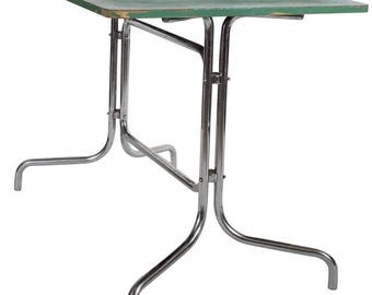 Extremely Rare Bauhaus Table by Marcel Breuer for Mücke & Melder