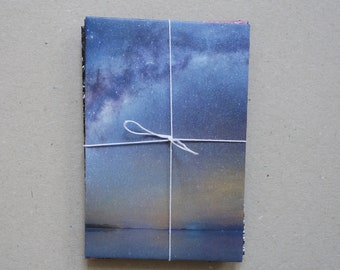 set 7 vintage paper bags gift bags envelopes nature