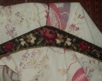 a very nice old hanger or vintage tapestry hand
