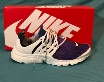 Custom Painted Nike Presto, Size 10