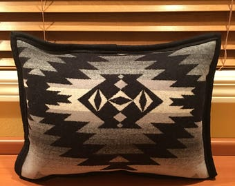 Native American inspired decorative pillow