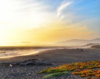 Moonstone Beach Photo Print
