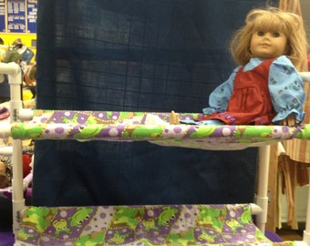 Doll bunkbed, Bunk Bed, American Girl Bunk Bed