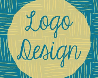 CUSTOM LOGO DESIGN - one of a kind logo