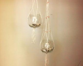 Handmade Macrame Hanging Decor